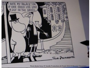 From comic strip...