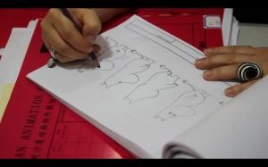 Moomin movement